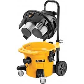 Odkurzacz DeWalt DWV902M-QS ( przemysłowy - 1400W - żółty )