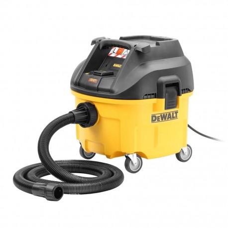 Odkurzacze przemysłowe DeWalt DWV900L-QS ( przemysłowy - 1400W - żółty )