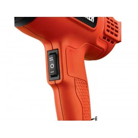 Opalarka 1750W temp 460/600°C BLACK&DECKER