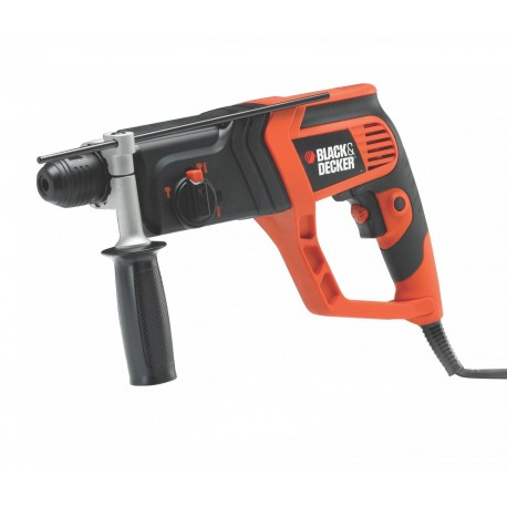 Młotowiertarka 710W 2J SDS Plus BLACK&DECKER KD975